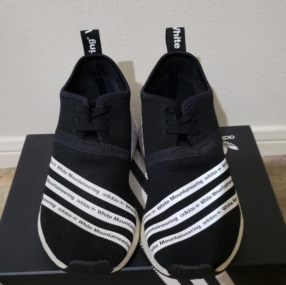 low priced 15839 97e00 Adidas Women's White Mountaineering NMD R2